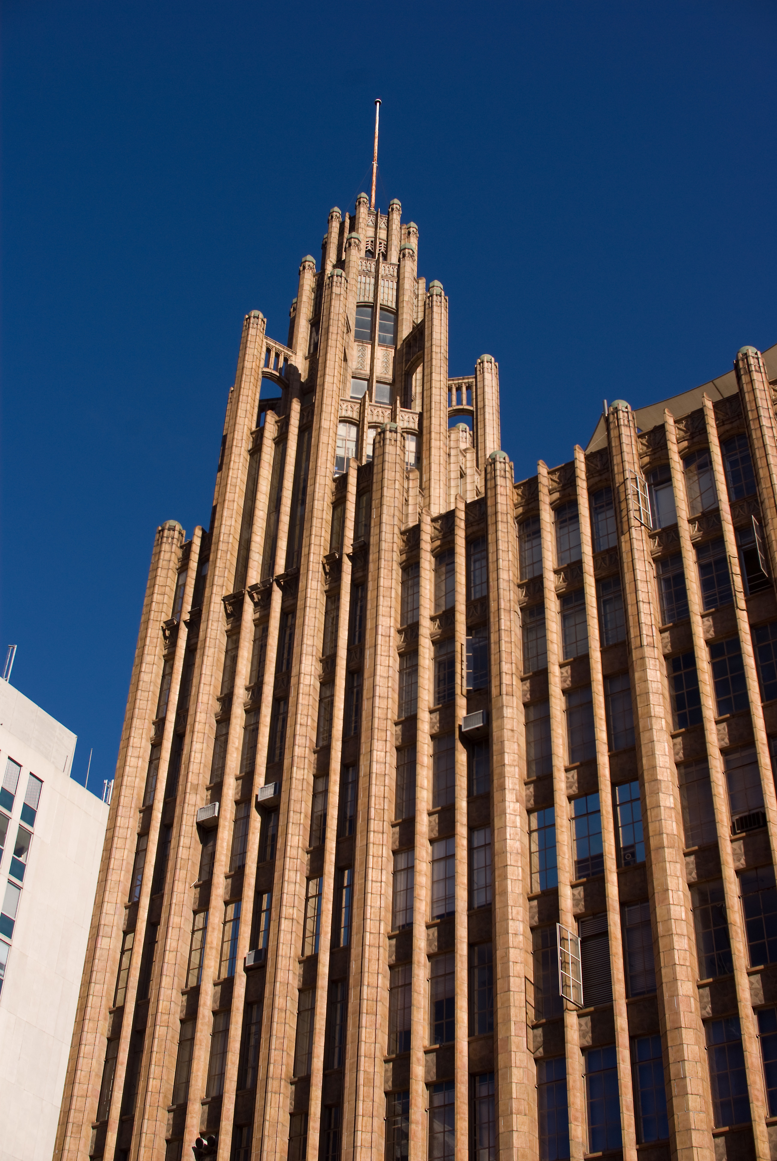 Manchester unity building east HD Wallpaper