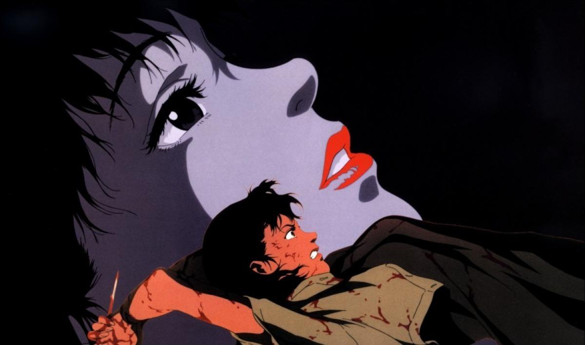 Manga Anime Perfect Blue