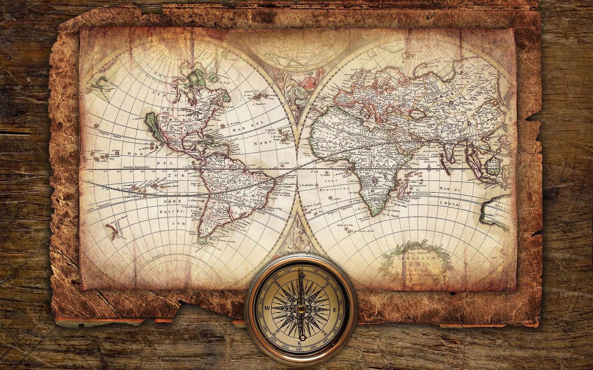 Maps world map at HD Wallpaper