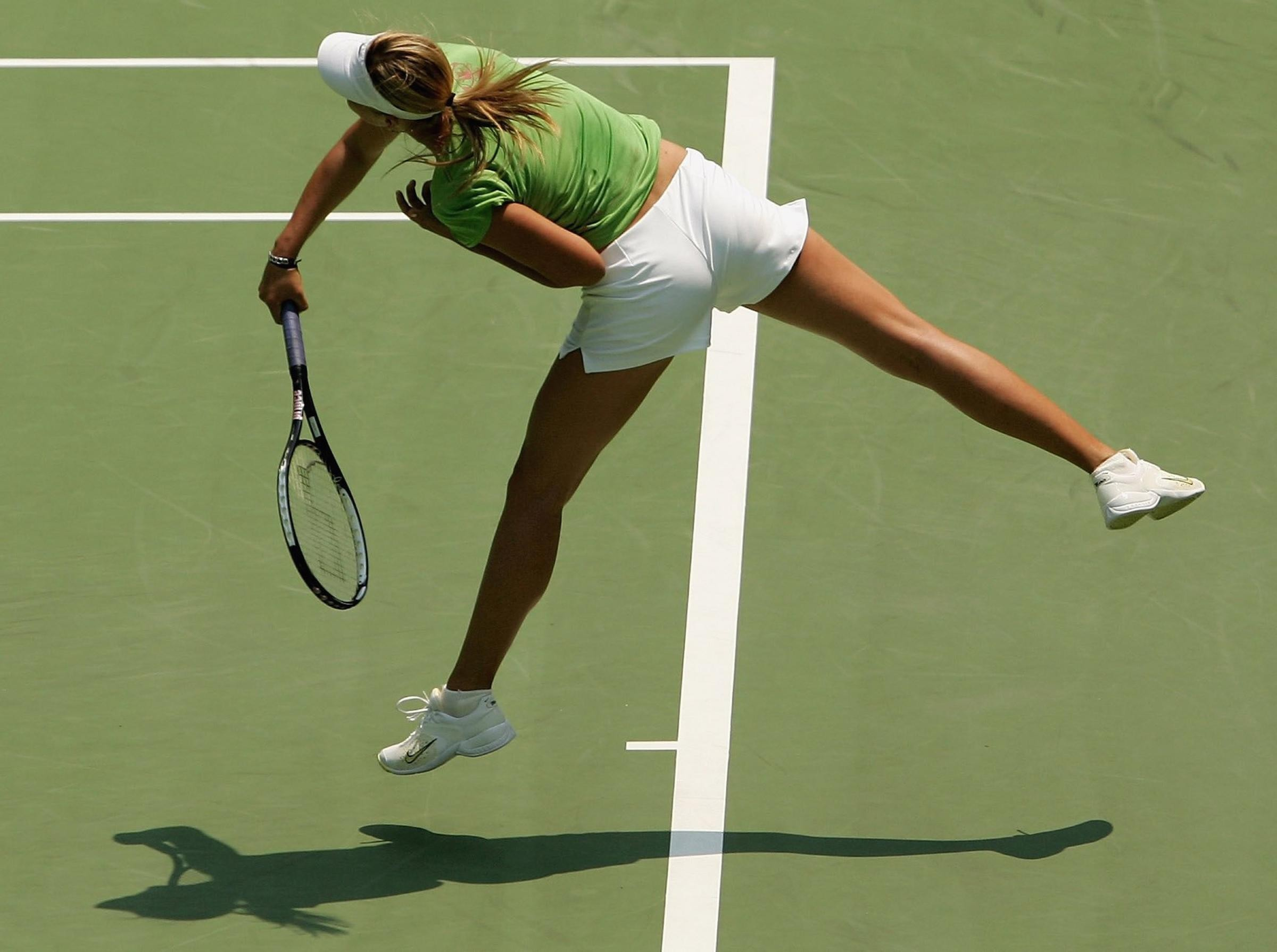 maria sharapova tennis tennis HD Wallpaper