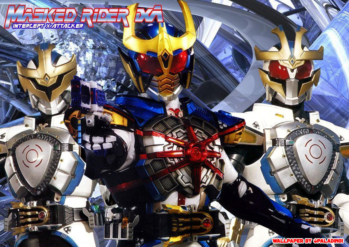 masked rider ixa by HD Wallpaper