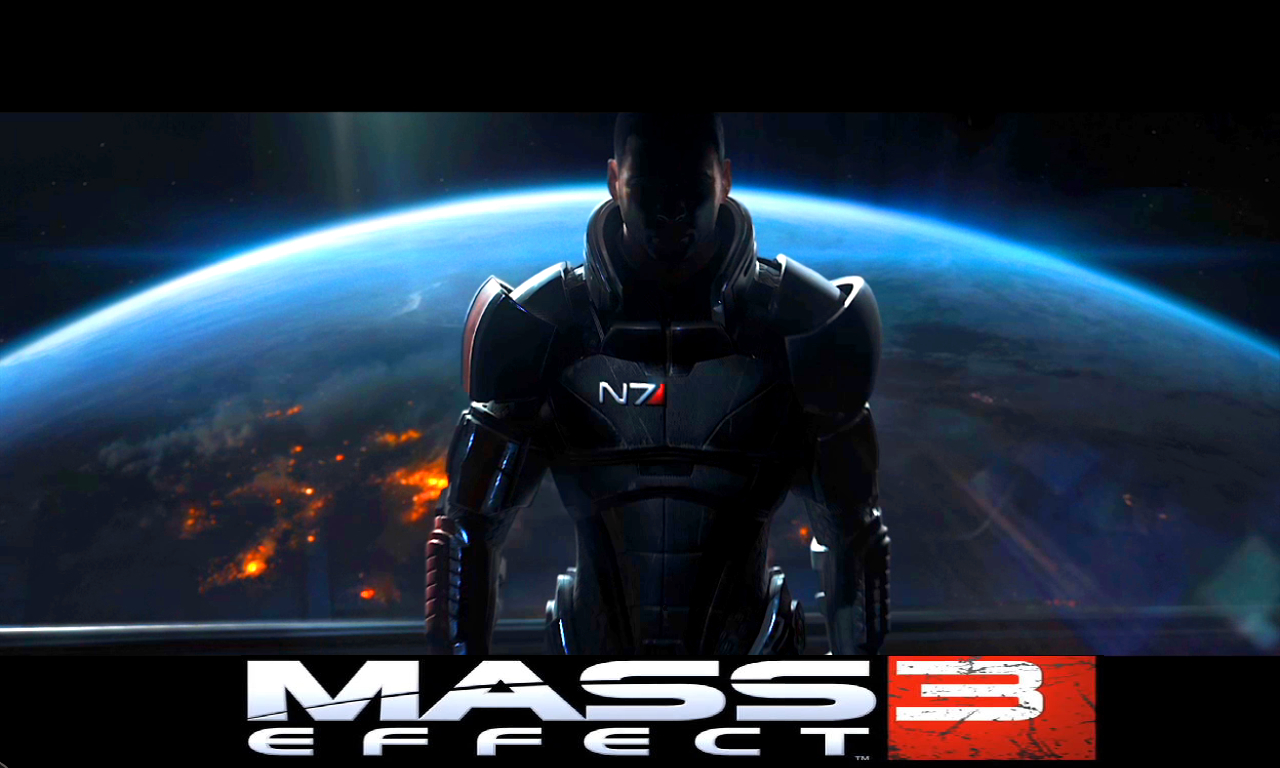 mass effect Commander shepard HD Wallpaper