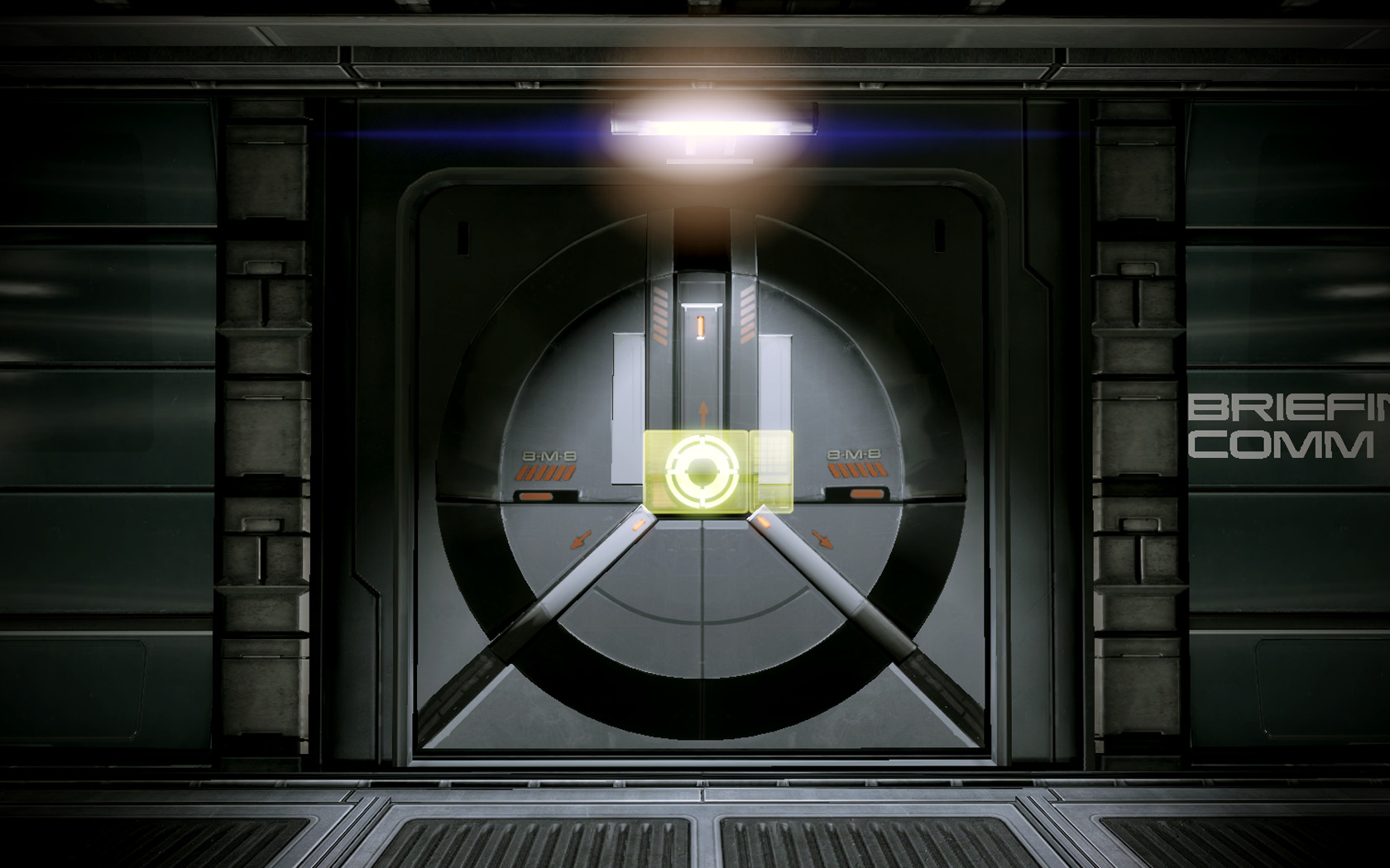 mass effect doors door
