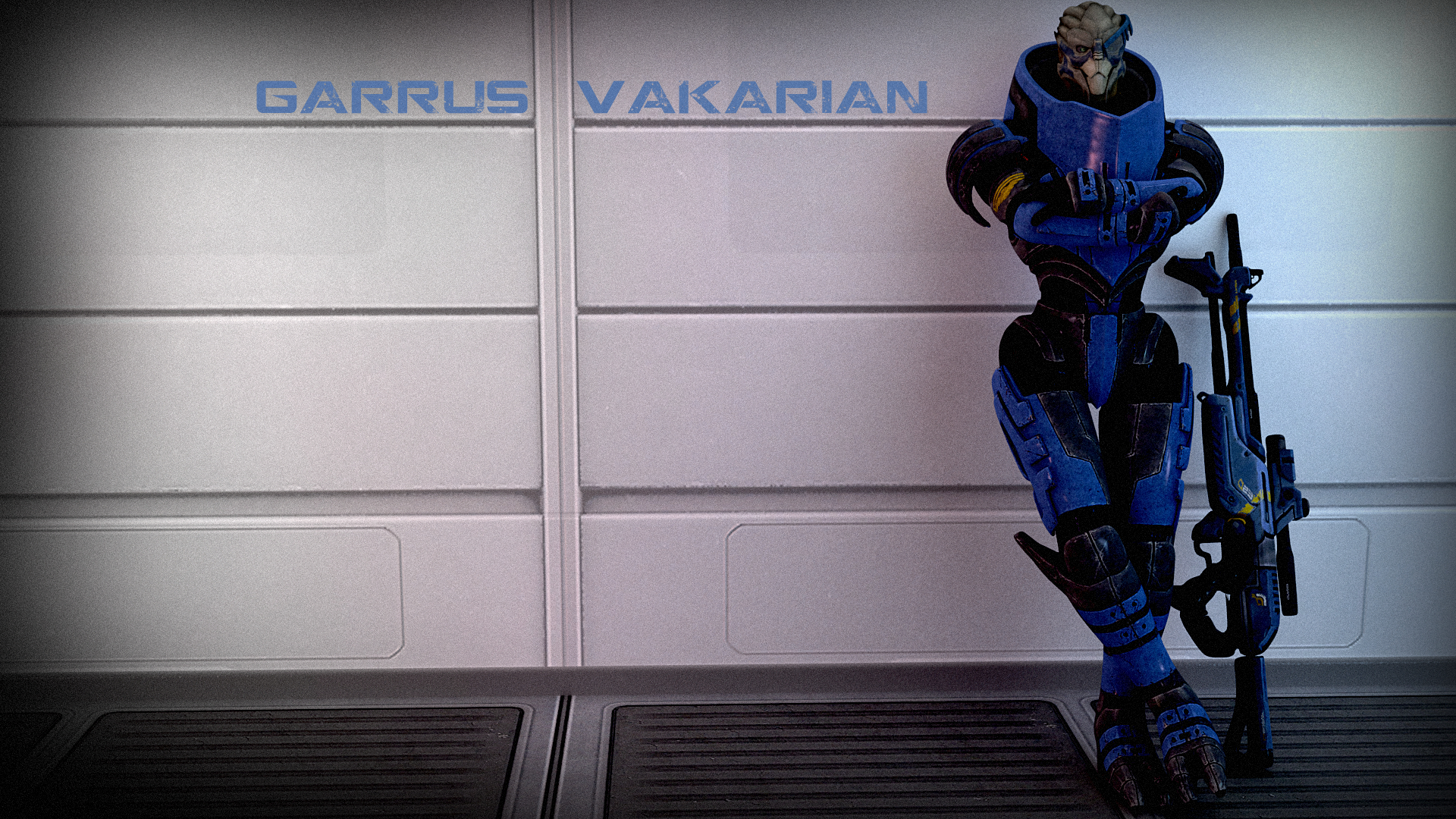 mass effect Garrus vakarian HD Wallpaper