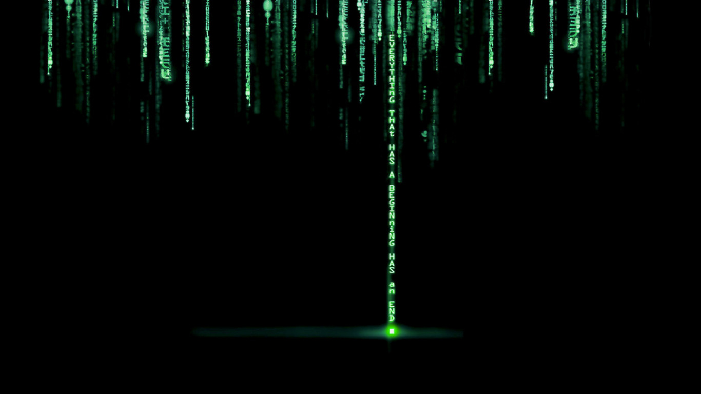 matrix code digital Art HD Wallpaper