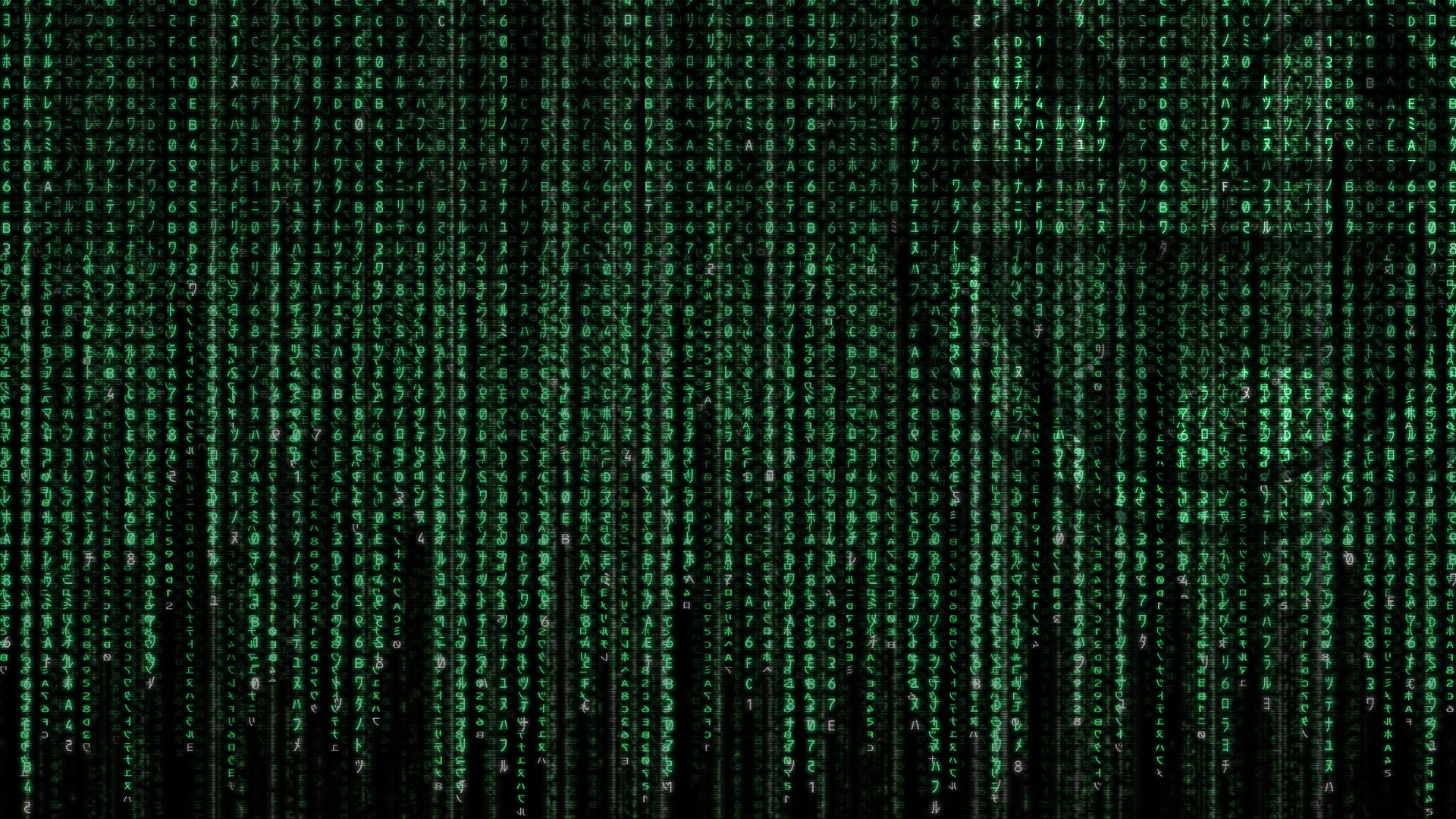 matrix numbers Awesome Face HD Wallpaper