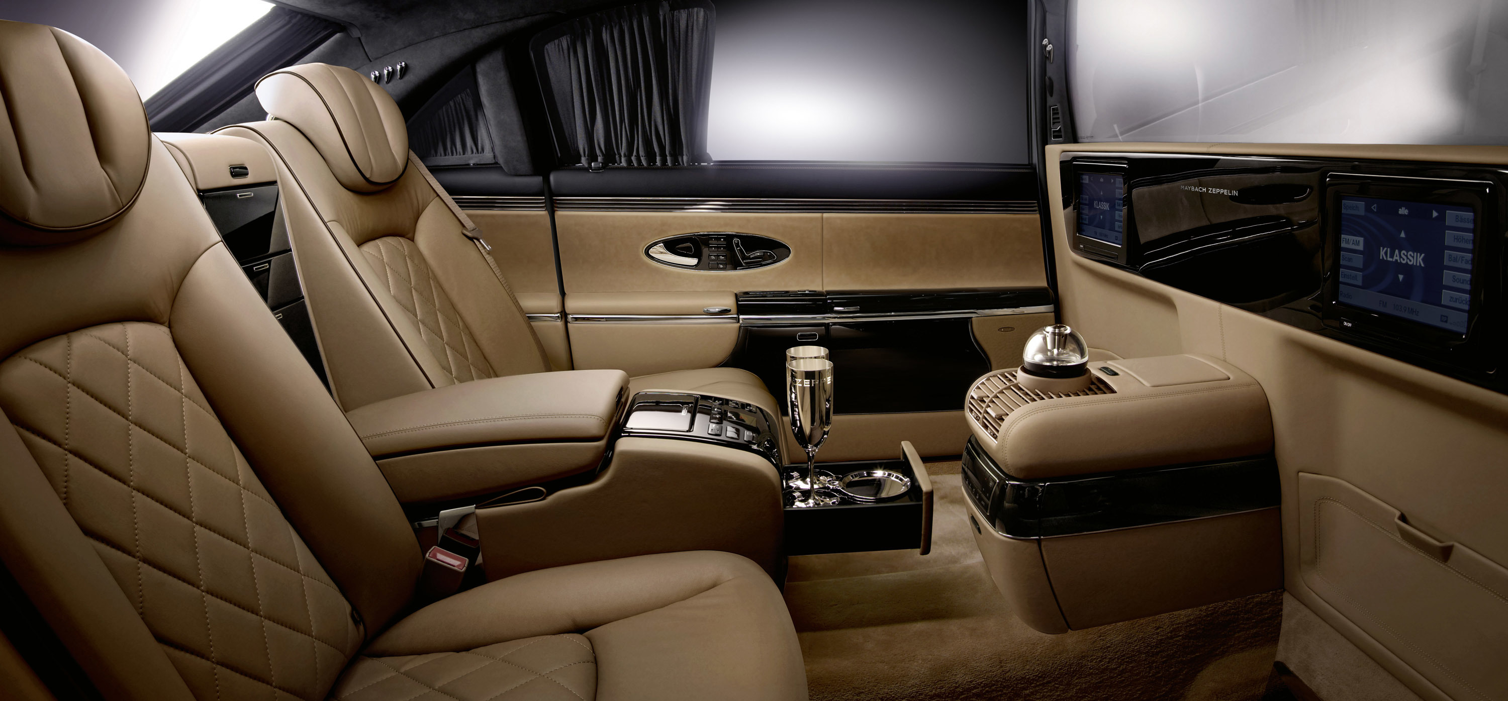 Maybach Zeppelin high Aircraft