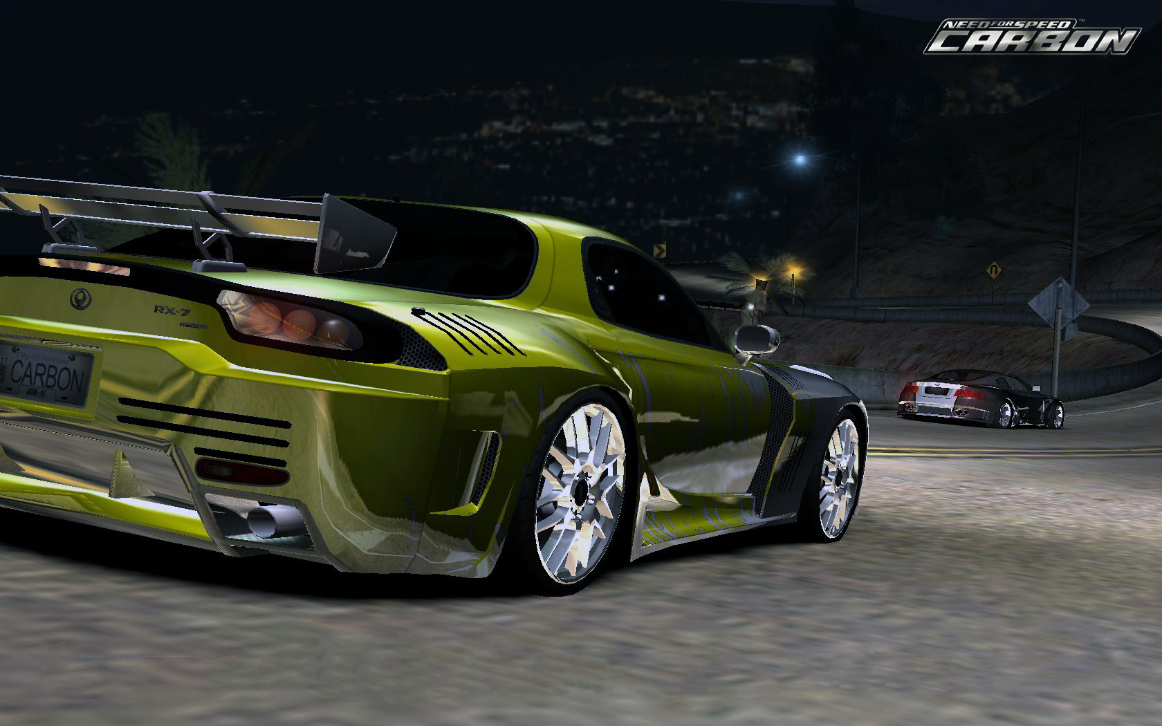 Mazda rx-7 need for HD Wallpaper