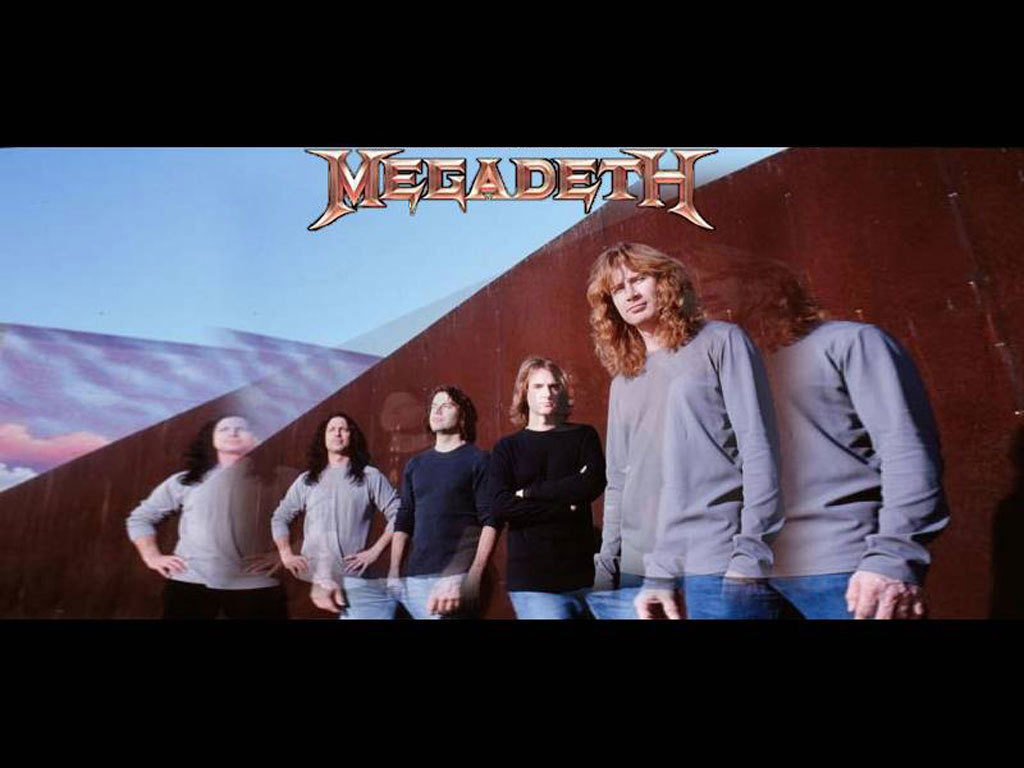 megadeth Normal post some HD Wallpaper