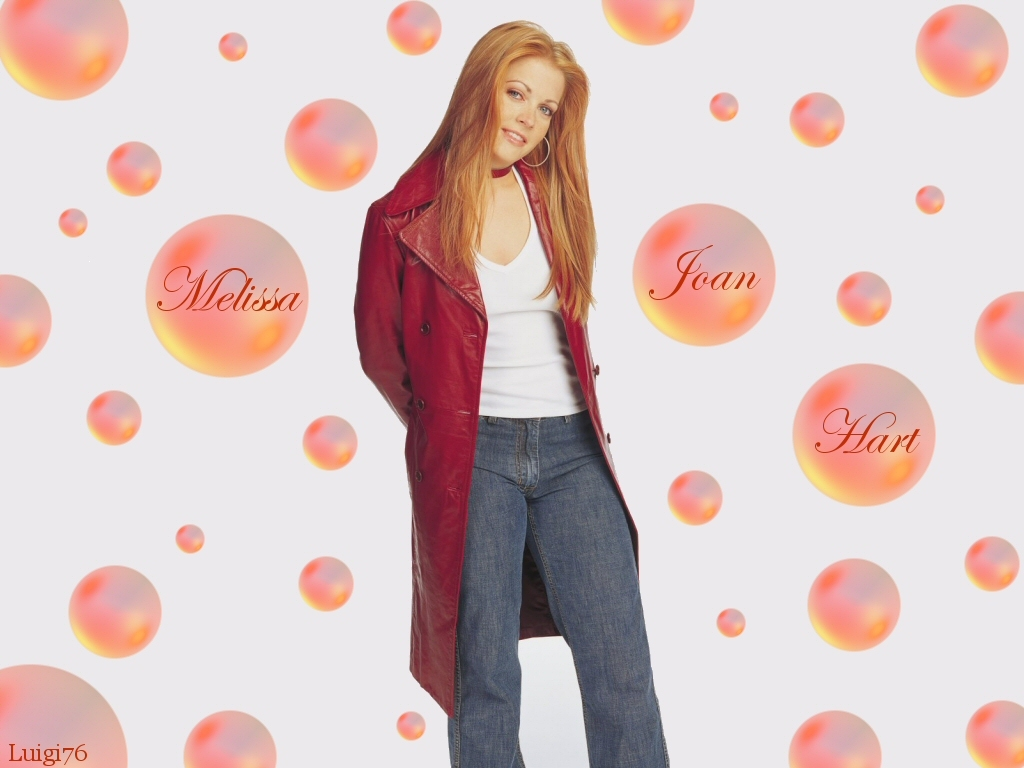 Melissa joan hart Celebrity HD Wallpaper