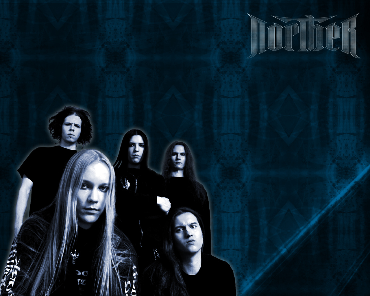 melodic death metal band HD Wallpaper
