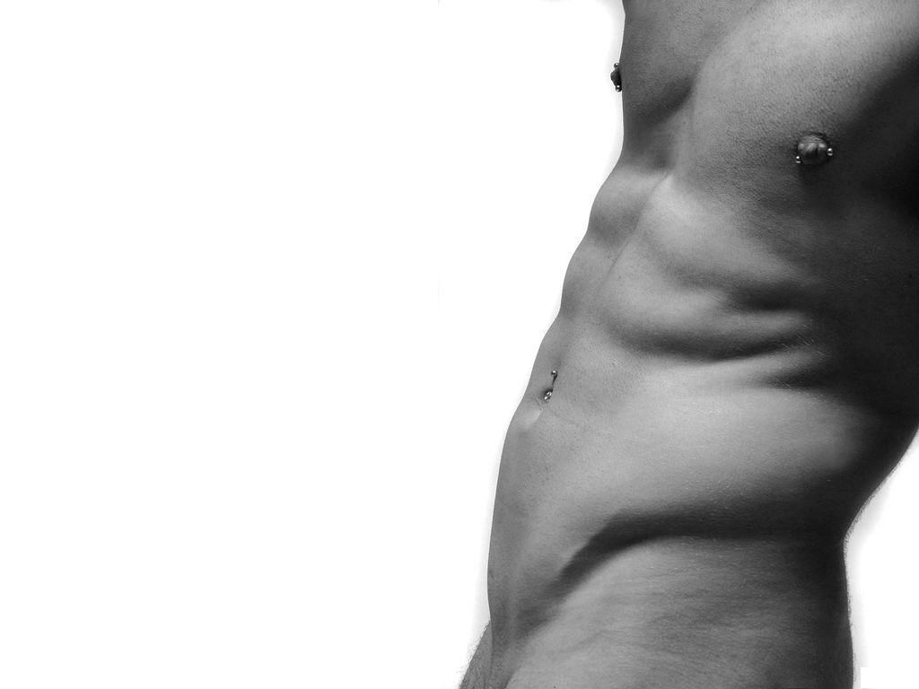 Men abs male torso HD Wallpaper
