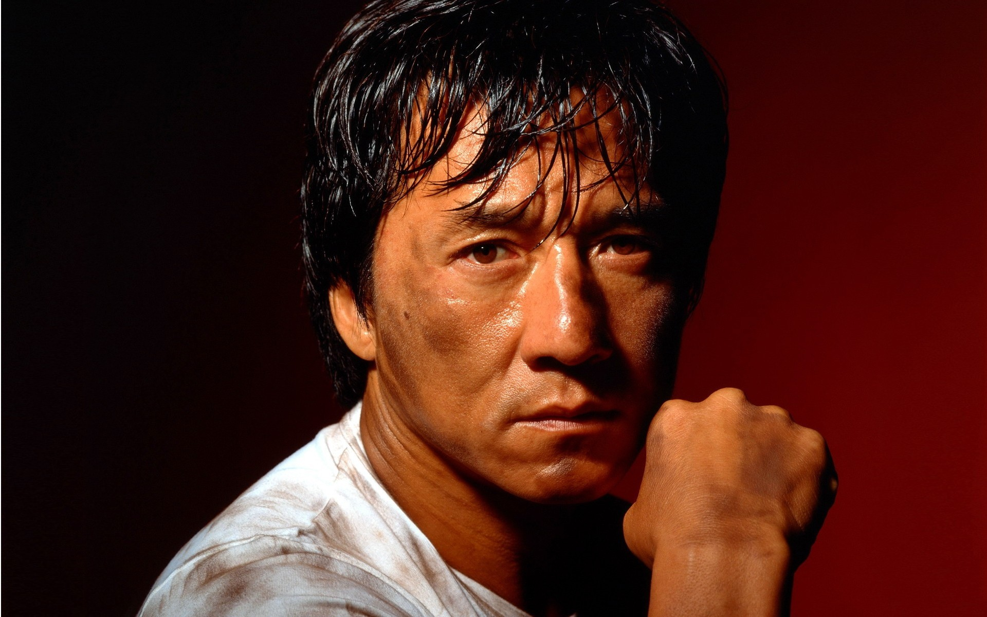 Men asians Jackie Chan HD Wallpaper
