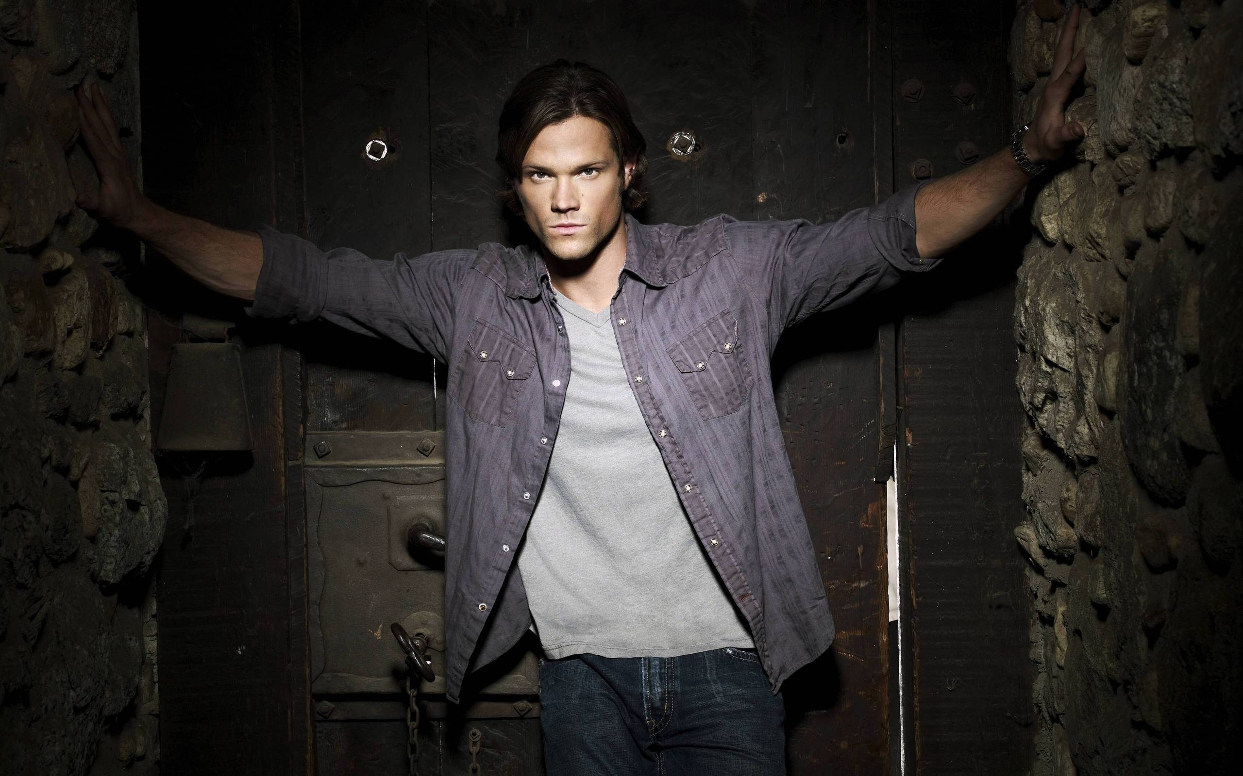 Men jared padalecki HD Wallpaper