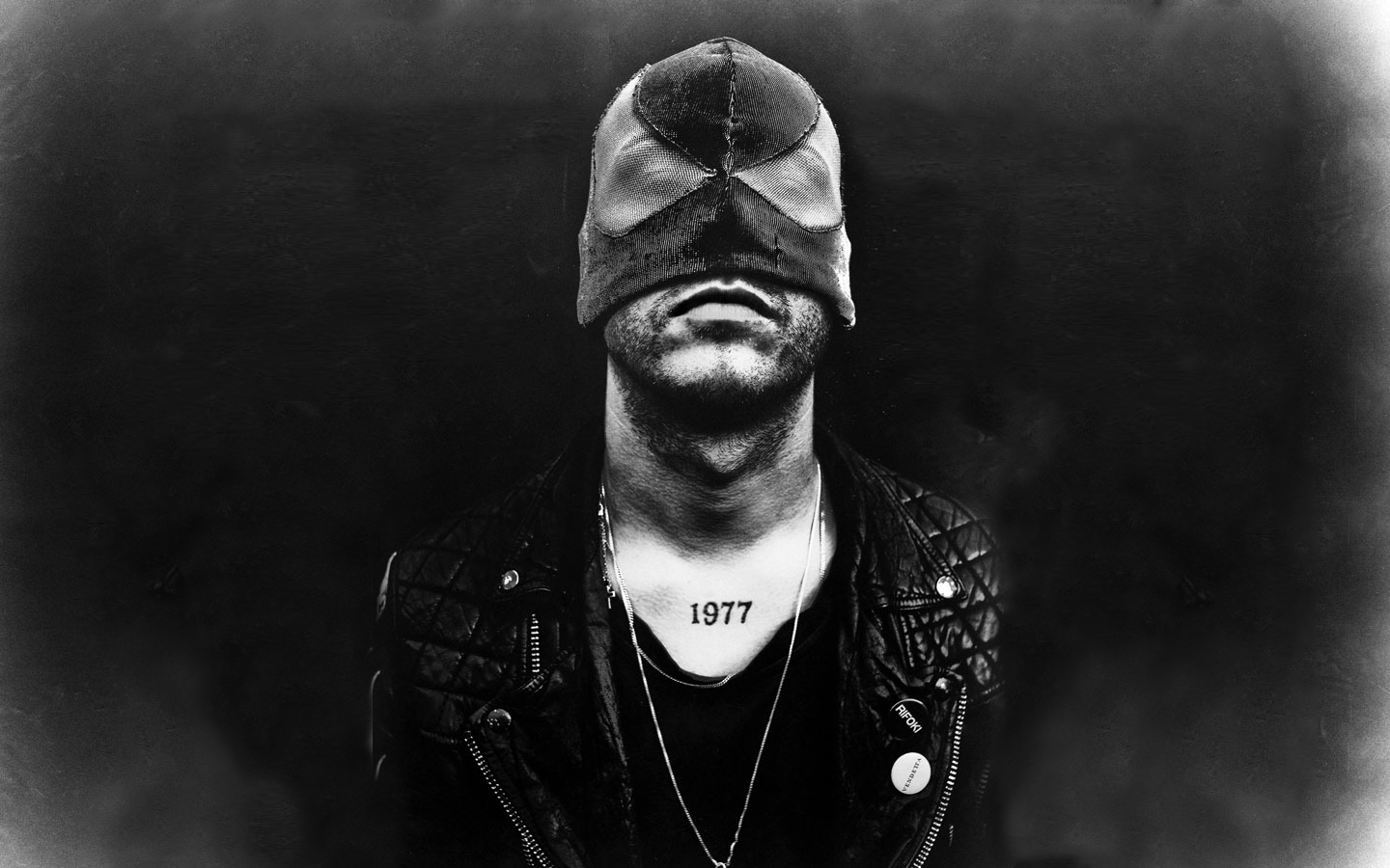Men The bloody beetroots HD Wallpaper