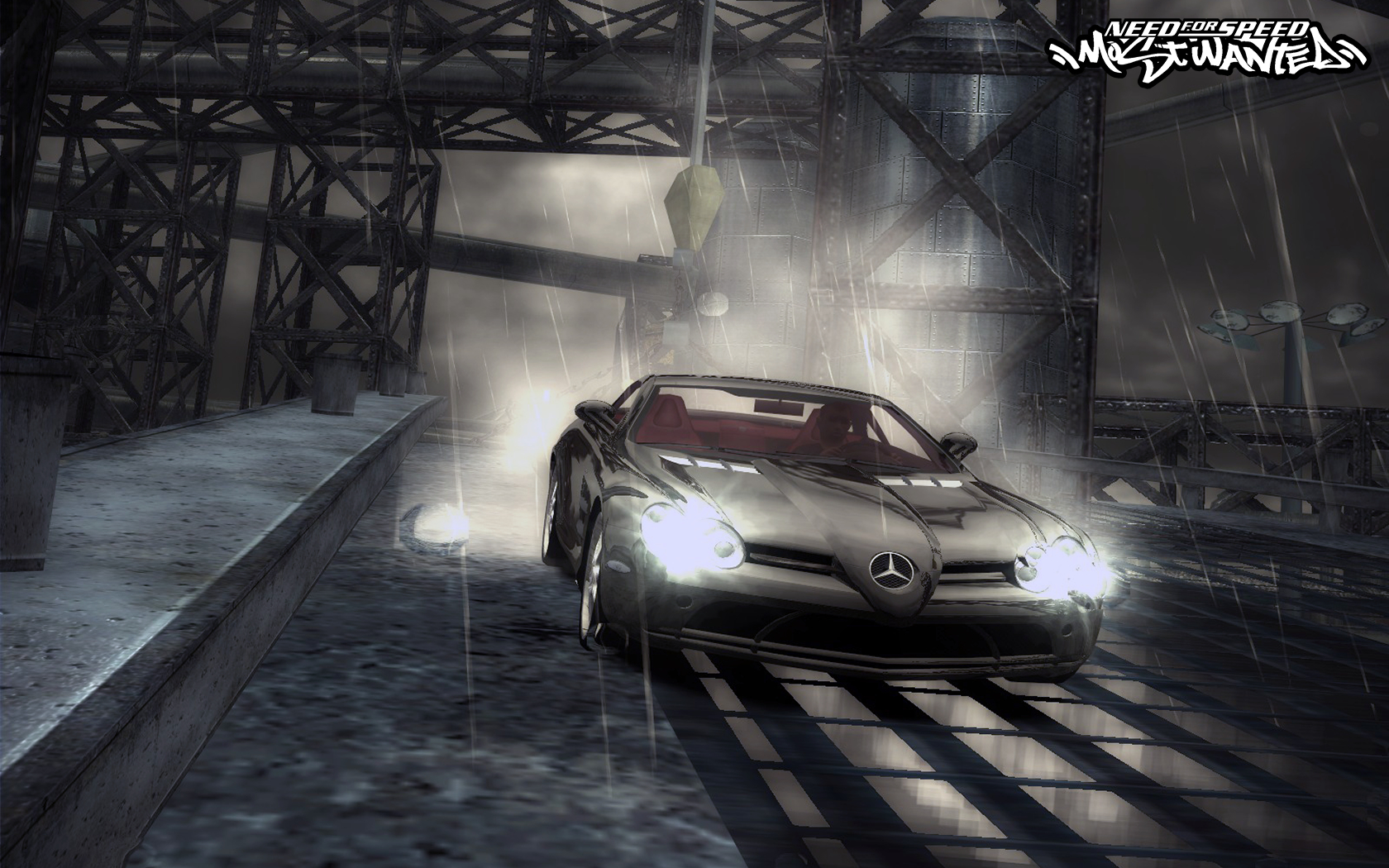 Mercedes SLR need for HD Wallpaper