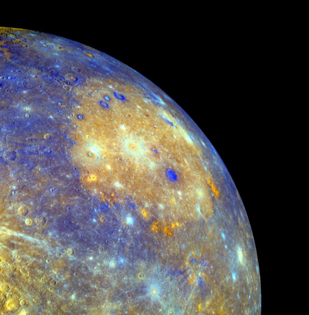 Mercury just spent Hours HD Wallpaper