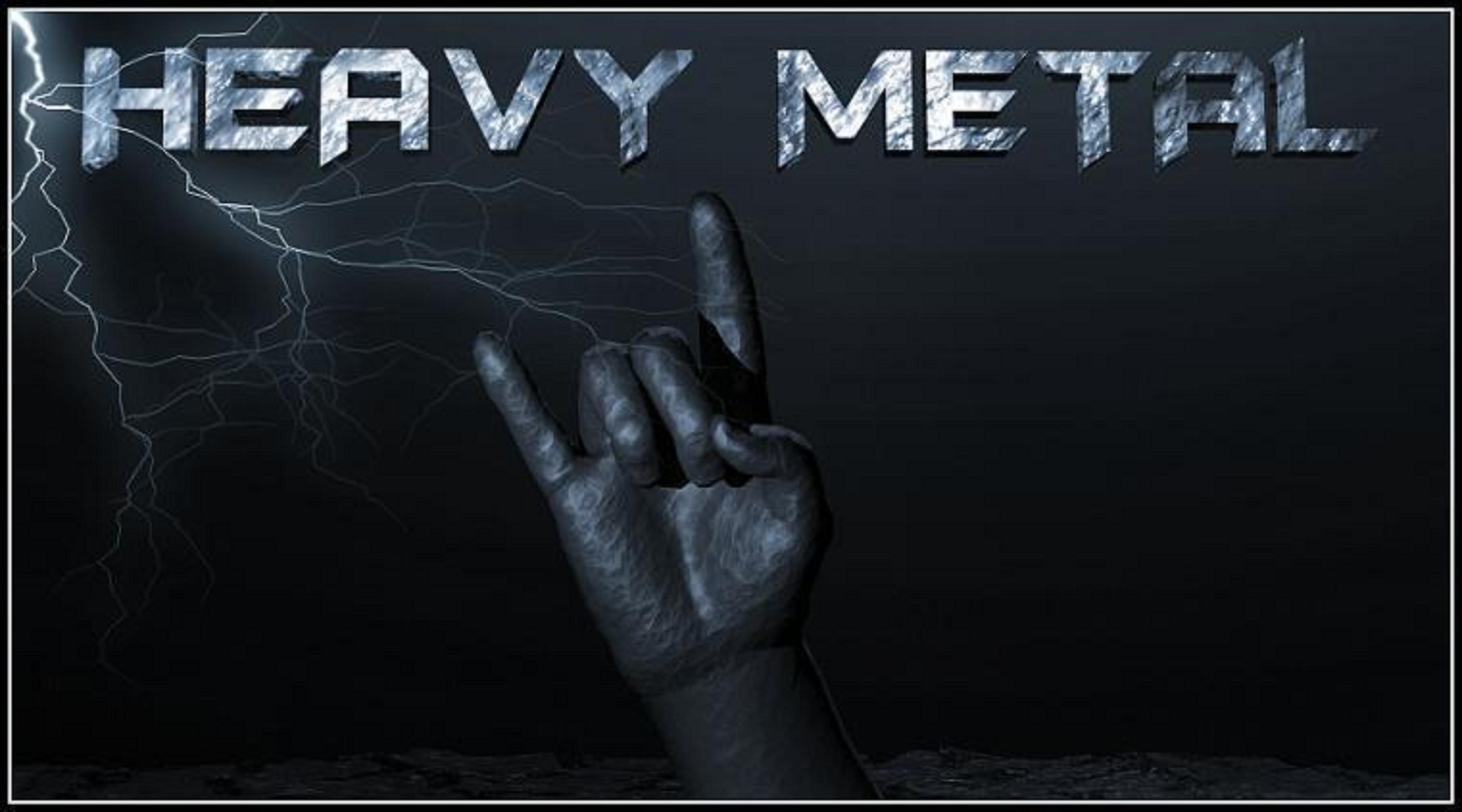 metal heavy HD Wallpaper