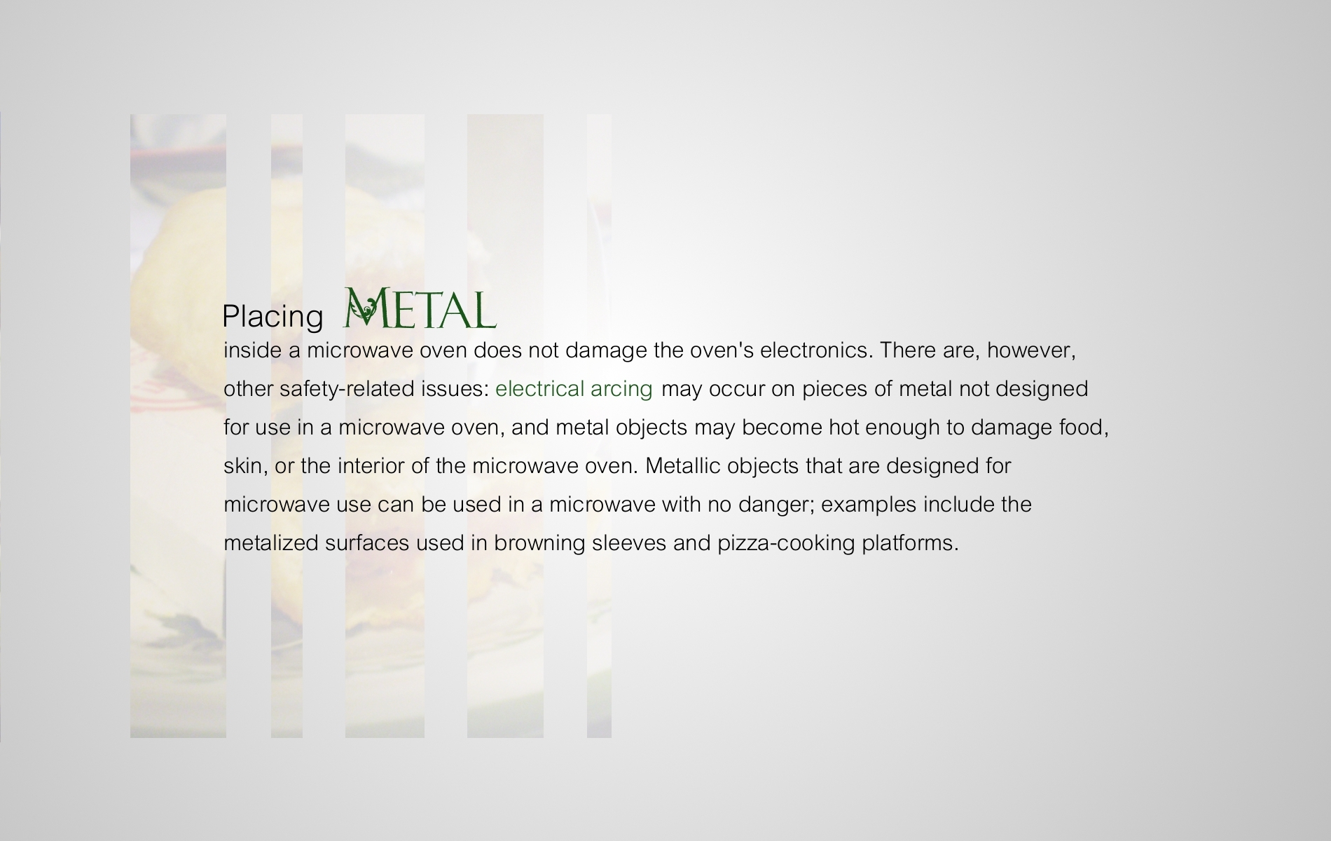 metal Typography facts Objects HD Wallpaper