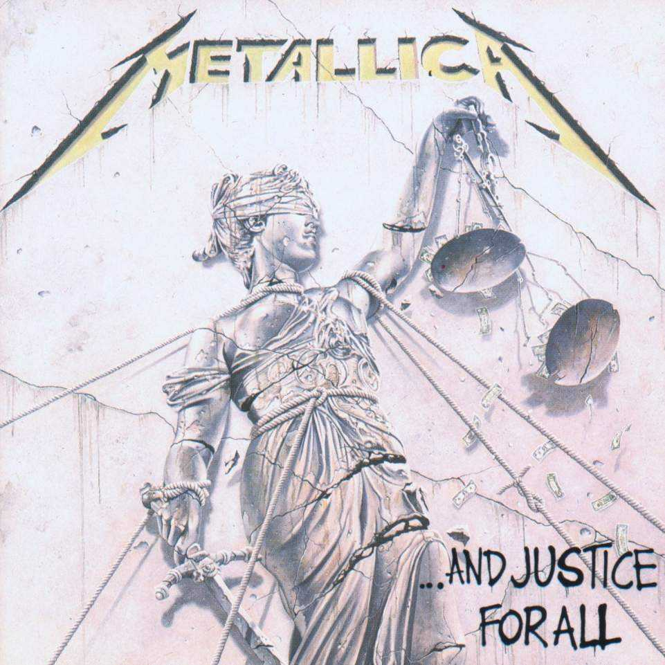 Metallica and justice for HD Wallpaper