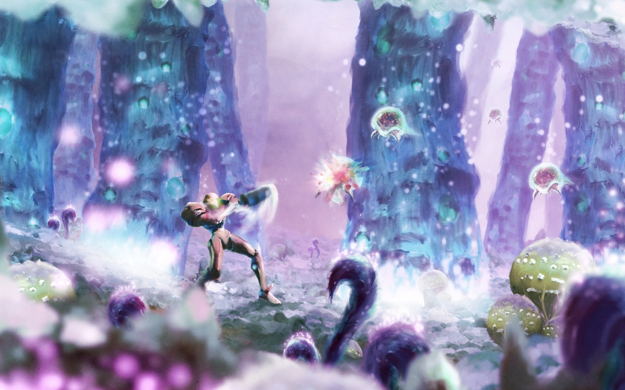 metroid HD Wallpaper