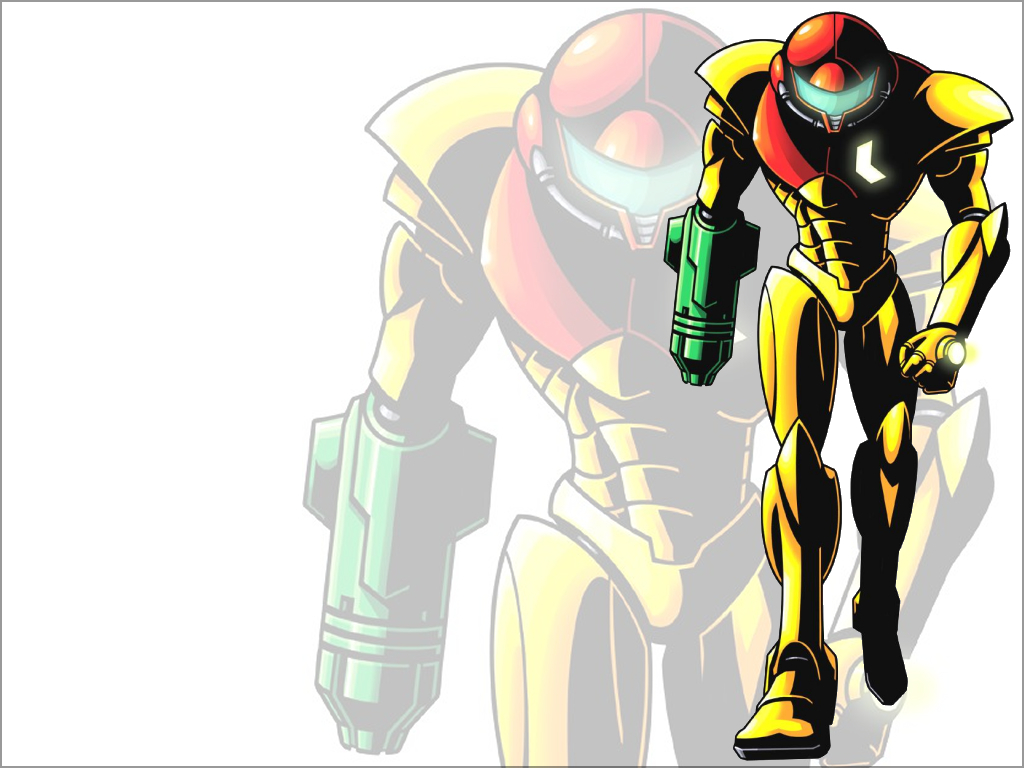 metroid samus aran HD Wallpaper
