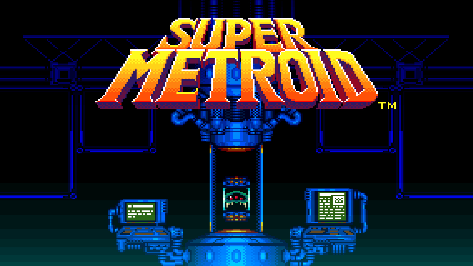 metroid super HD Wallpaper