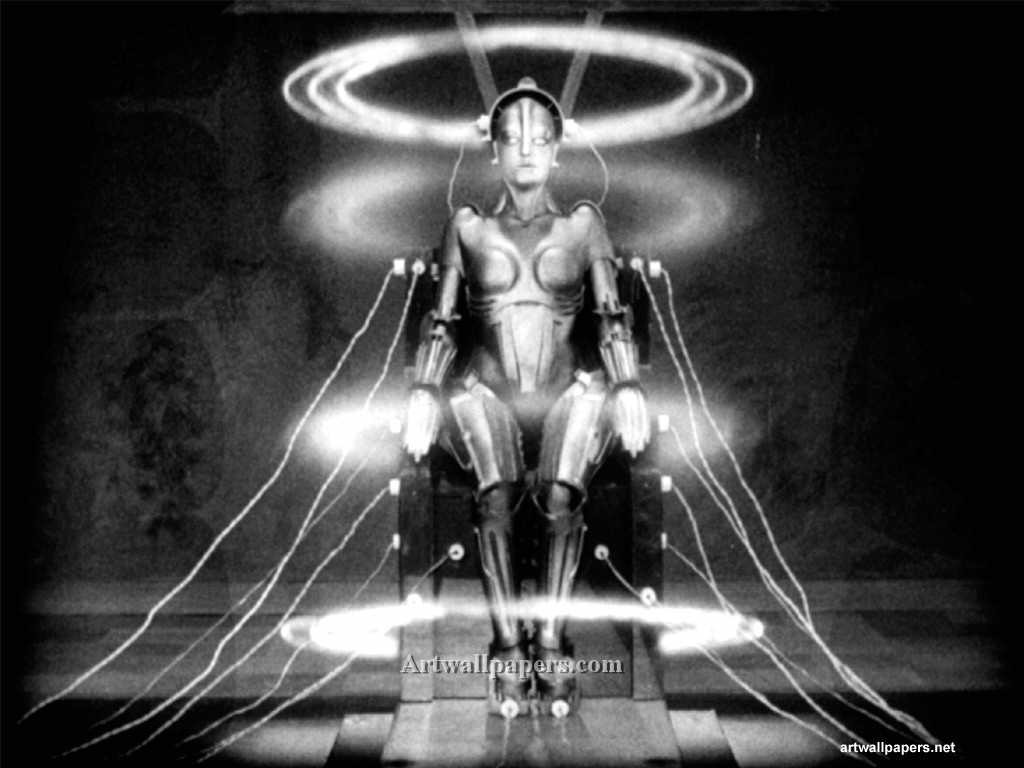 Metropolis HD Wallpaper