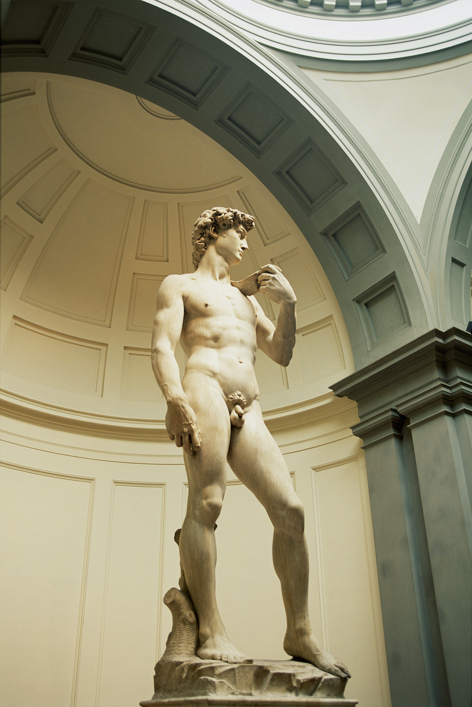 Michelangelo David Florence Italy HD Wallpaper