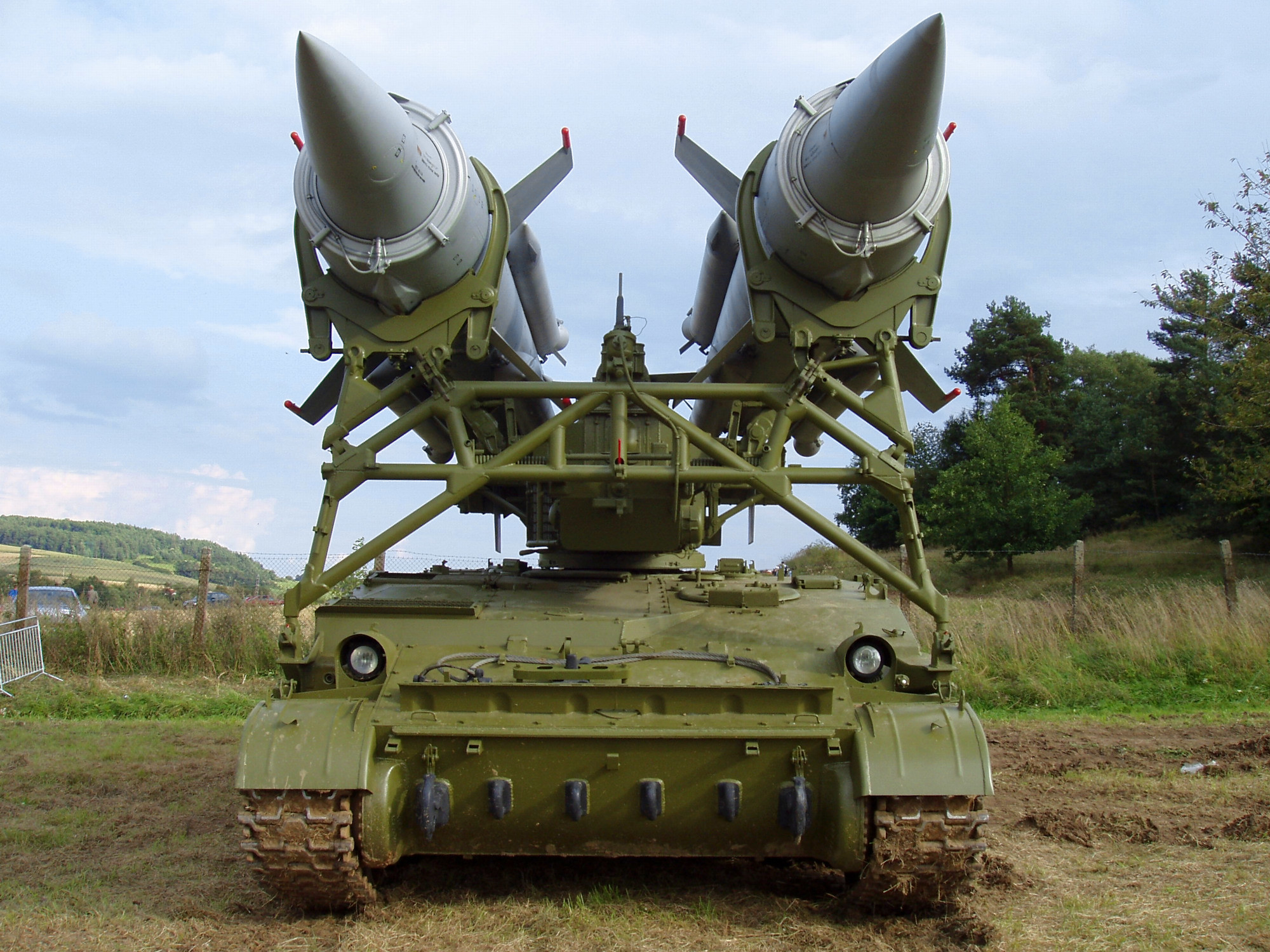 military artillery missiles