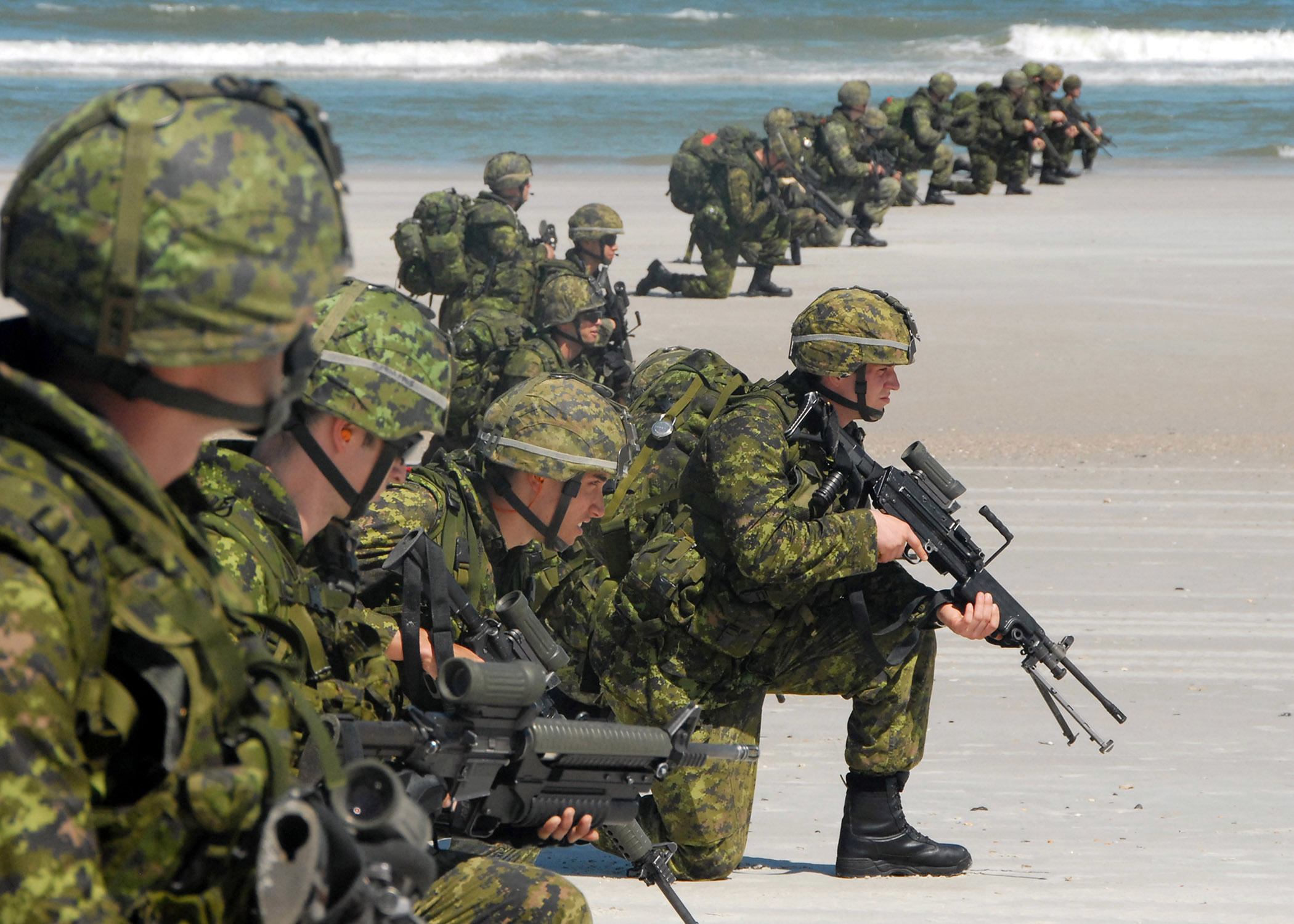 military Canada Canadian Army HD Wallpaper