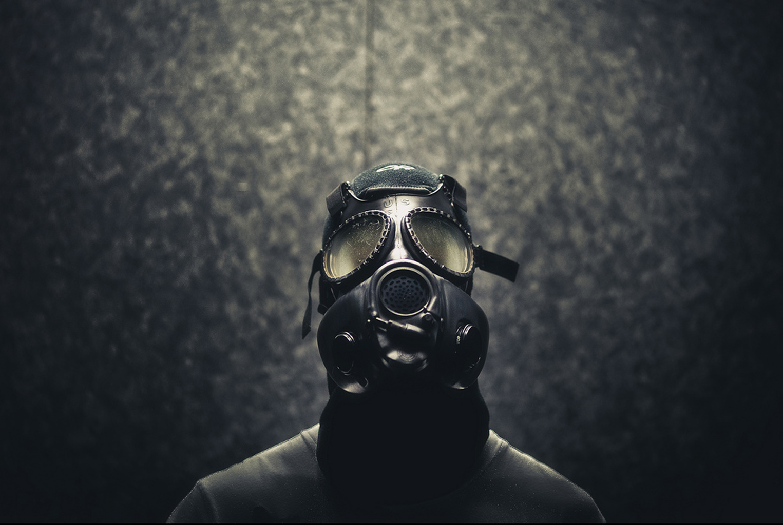 military gas masks HD Wallpaper