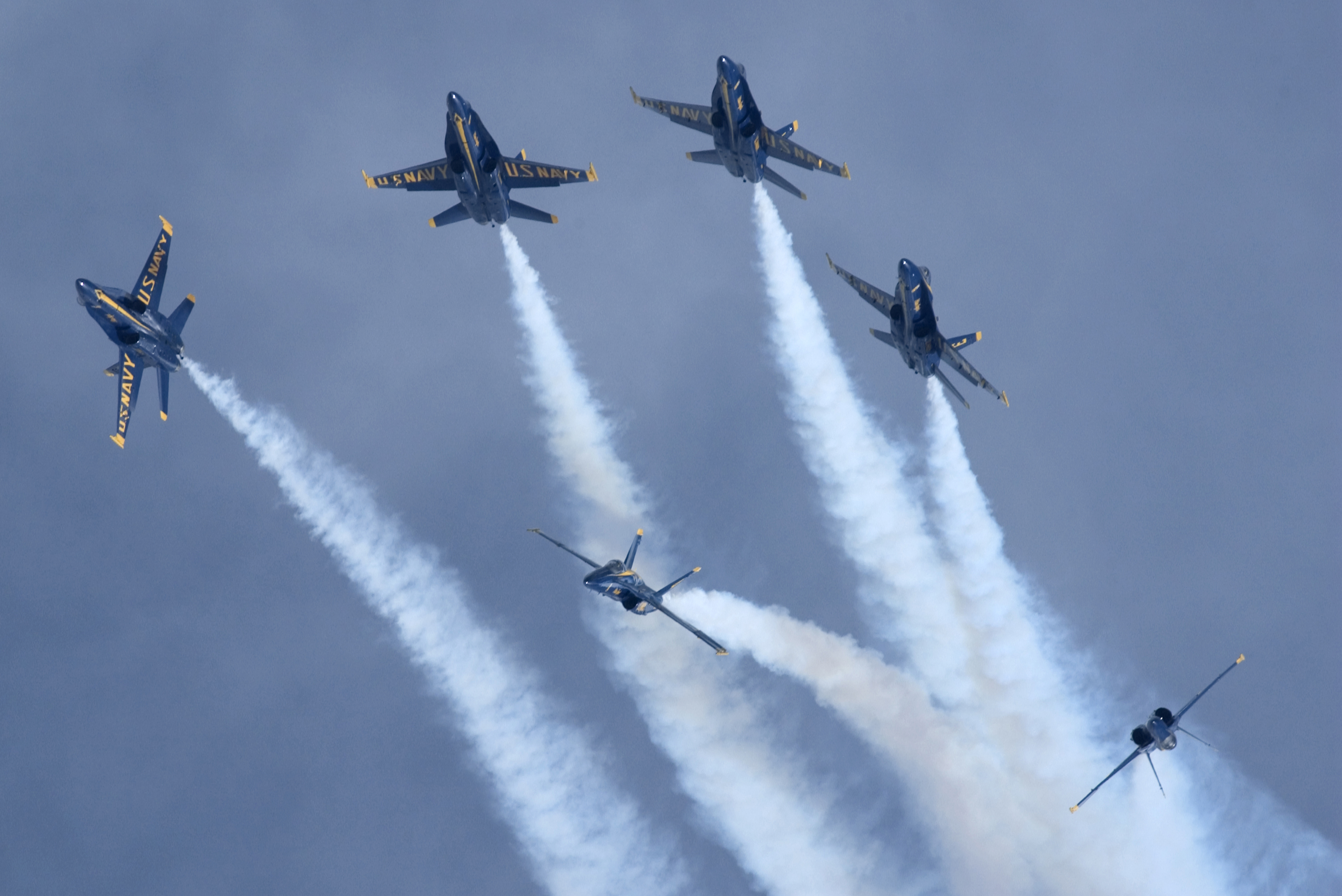military Navy blue angels HD Wallpaper
