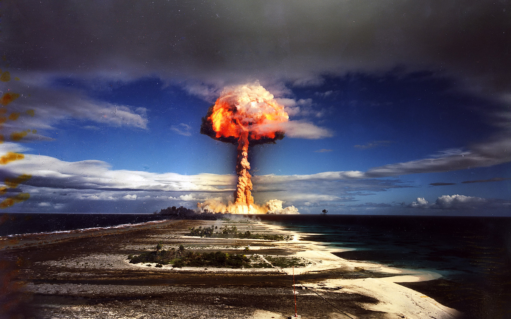 military Nuclear explosions atomic HD Wallpaper
