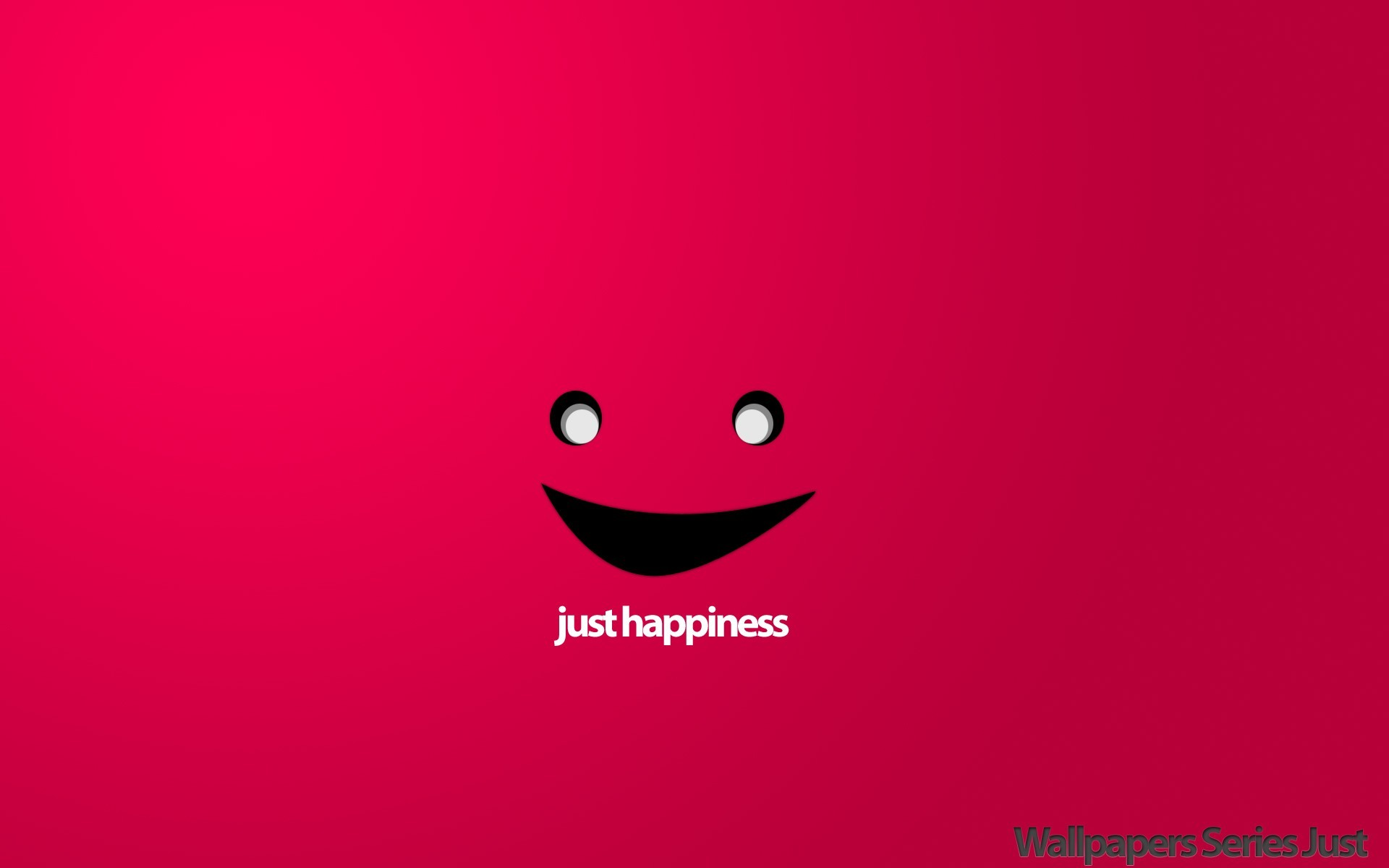 minimalistic happy smiley happiness HD Wallpaper