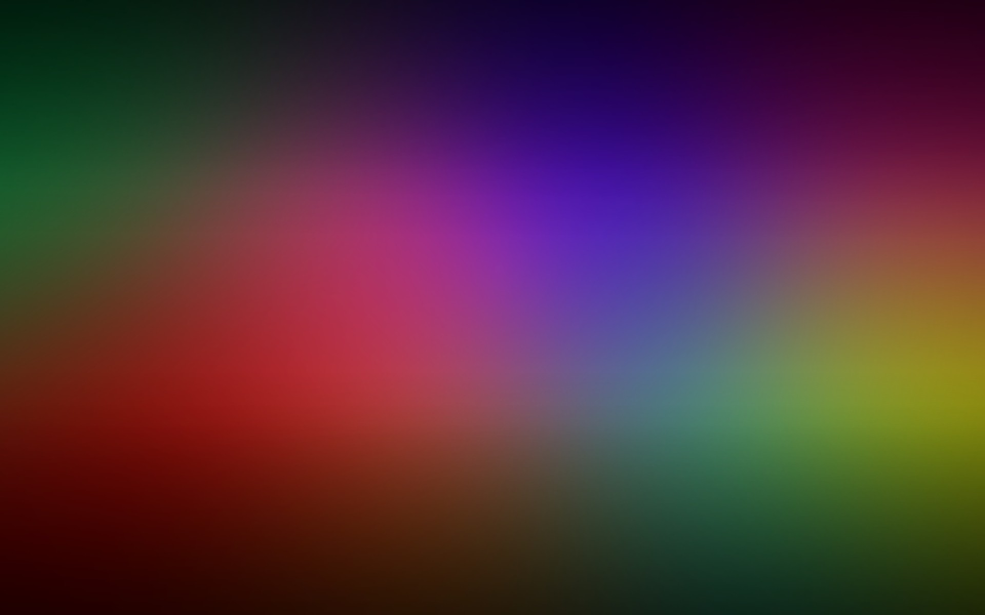 minimalistic multicolor gaussian blur HD Wallpaper