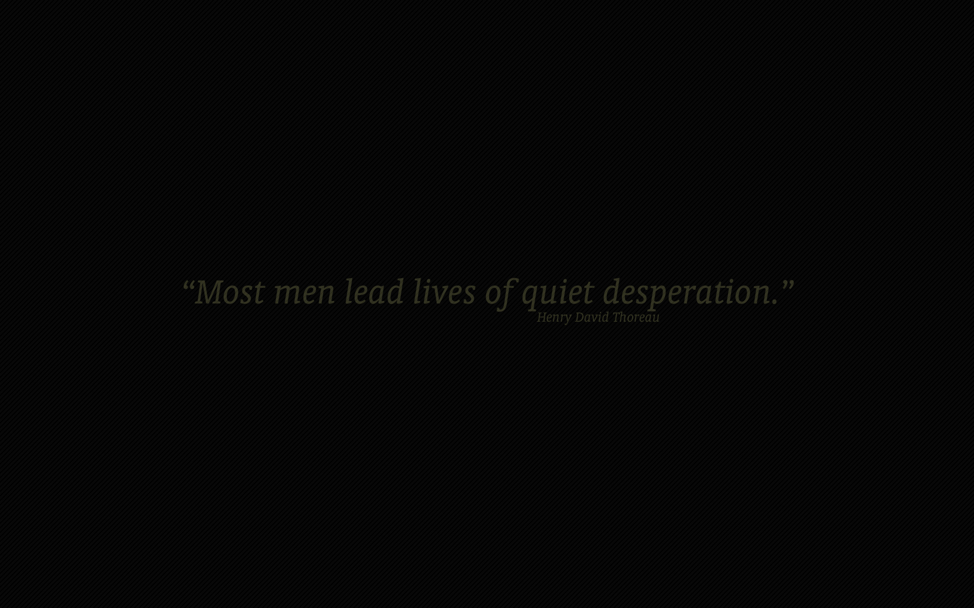 minimalistic text Quotes Henry HD Wallpaper