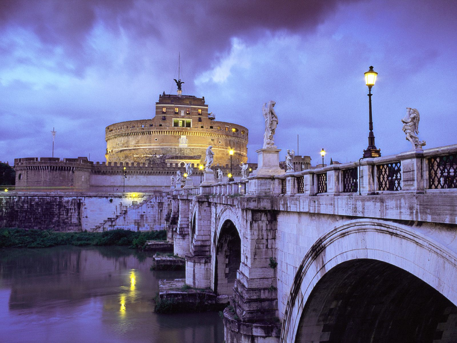 moar Rome HD Wallpaper