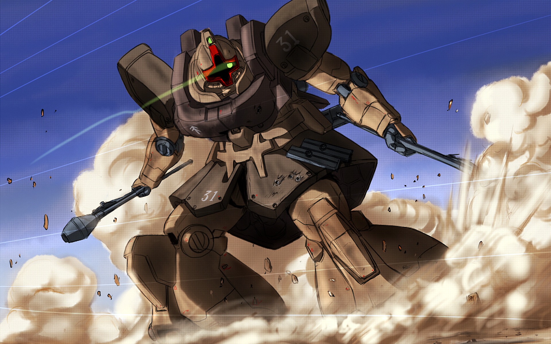 mobile suit gundam Anime HD Wallpaper