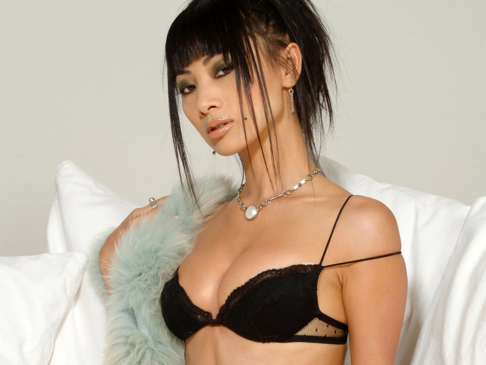 models bai ling HD Wallpaper