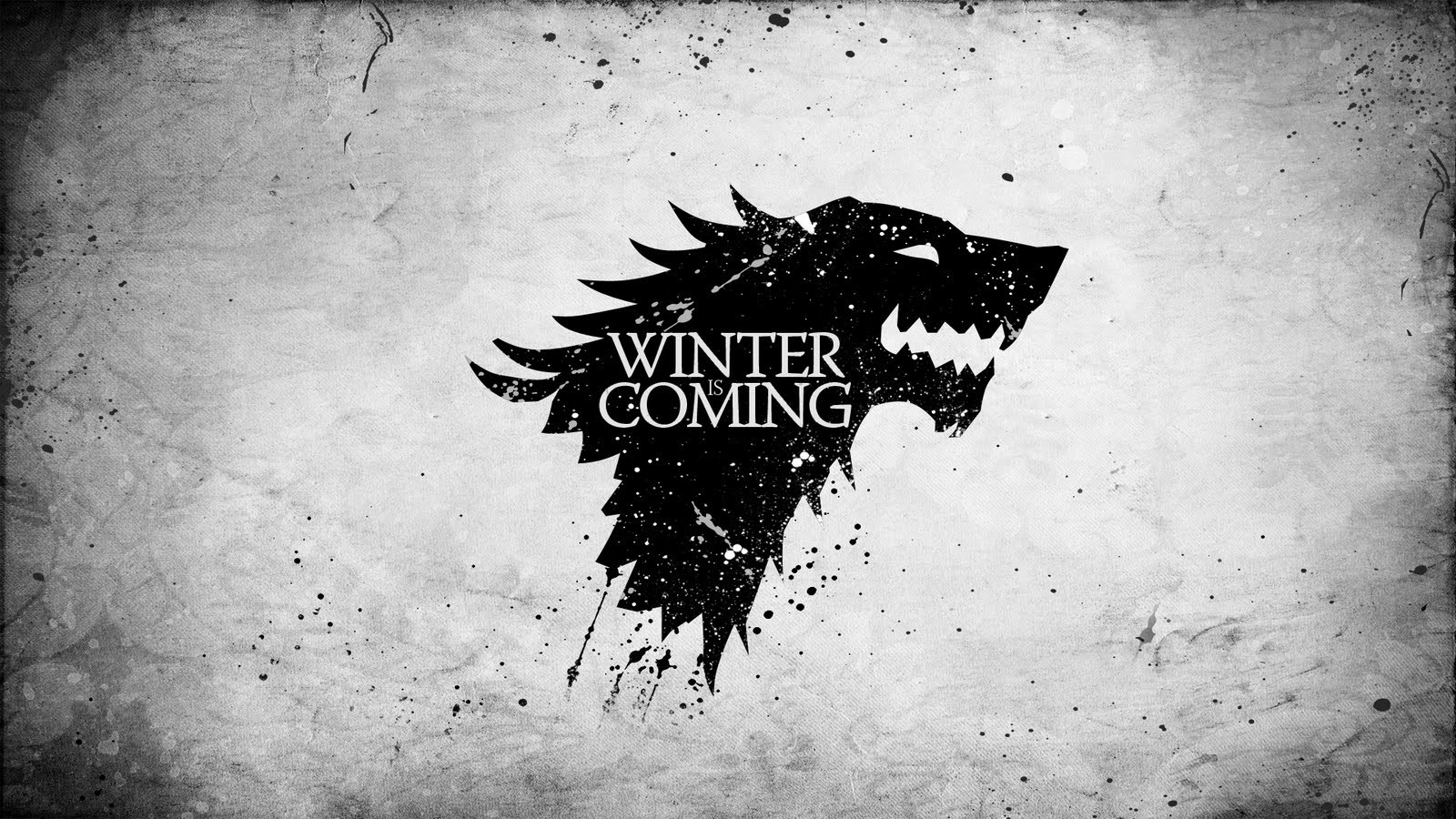 monochrome game of thrones HD Wallpaper