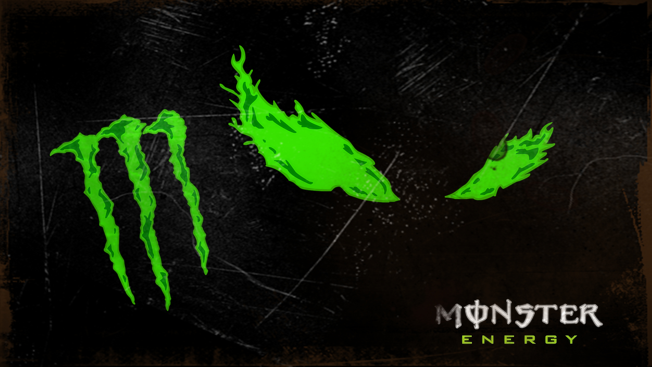 monster energy Animals HD Wallpaper
