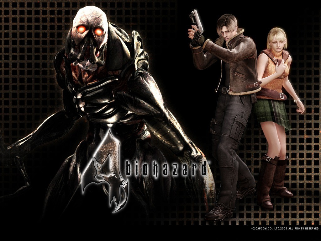 Monsters Resident Evil zombies HD Wallpaper