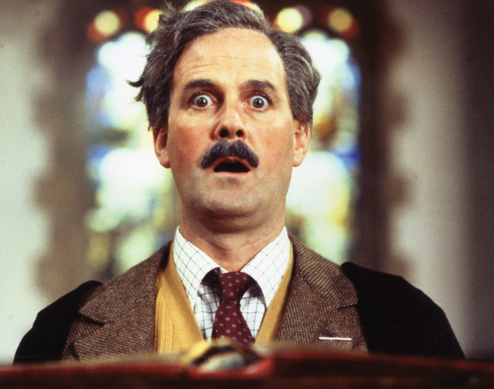 Monty Python John Cleese HD Wallpaper