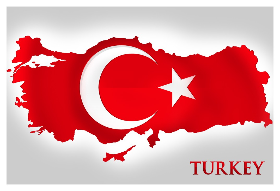 moon and star Turkey HD Wallpaper