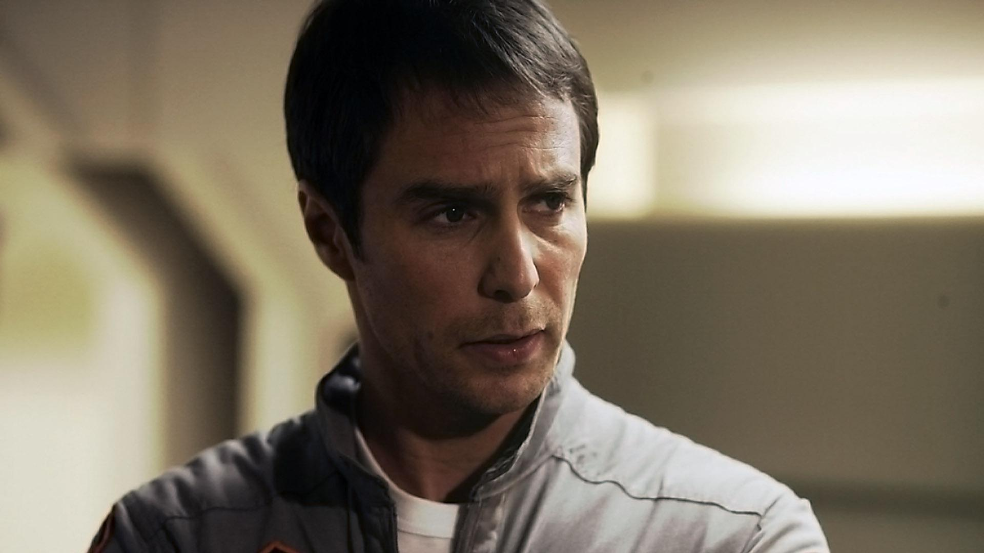 moon Sam Rockwell bell HD Wallpaper