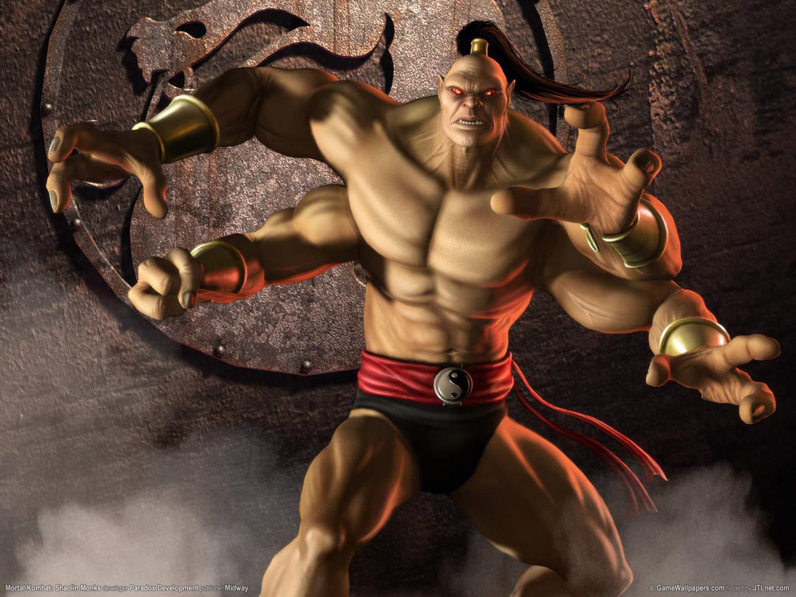 Mortal Kombat Goro Mortal