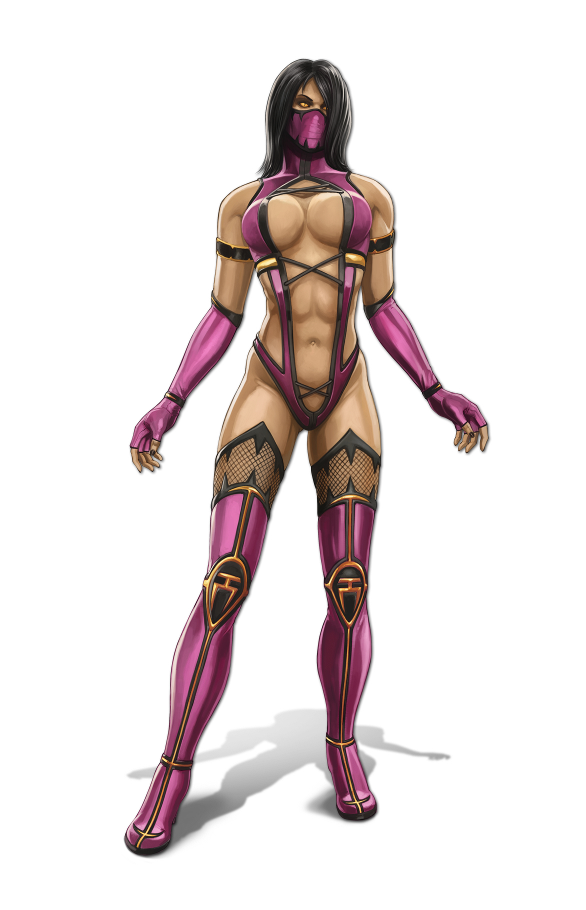 mortal kombat Mileena HD Wallpaper