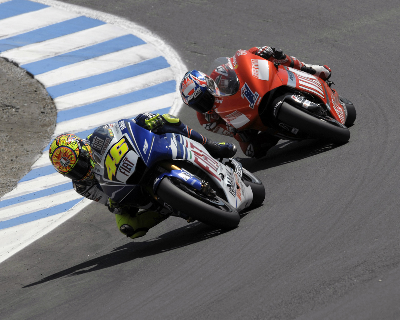 Moto gp motorbikes valentino HD Wallpaper