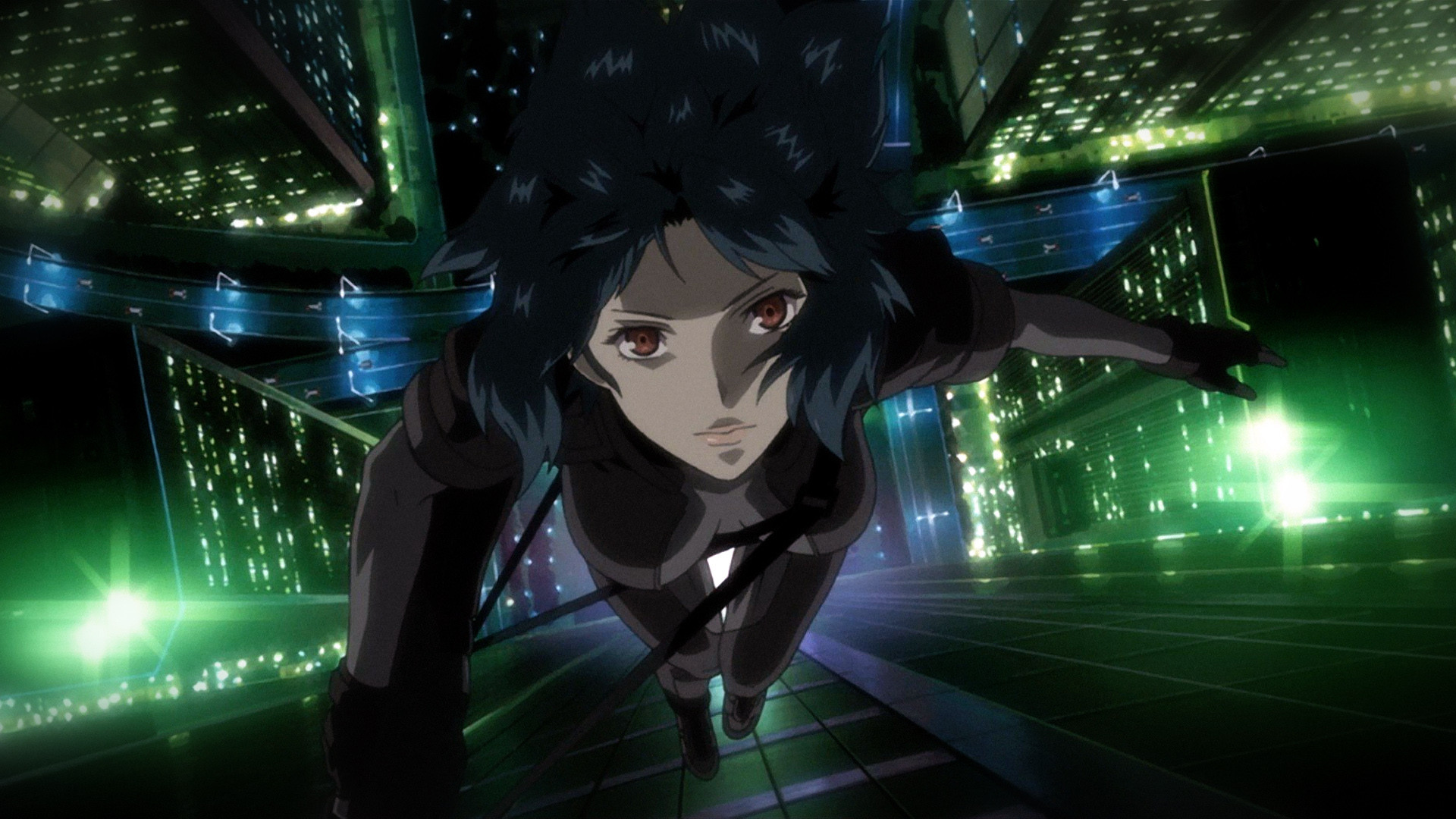 Motoko Kusanagi major Anime